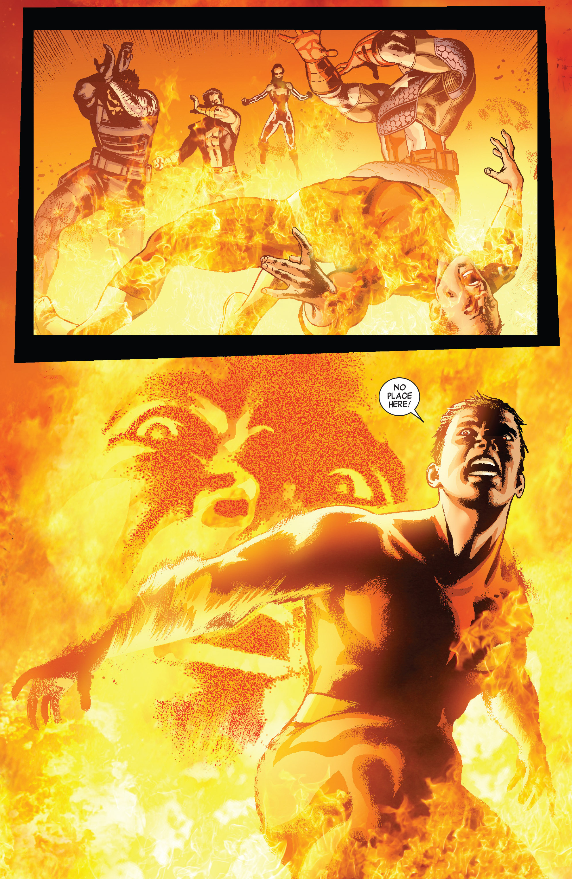 Read online All-New Invaders comic -  Issue #10 - 13