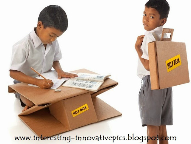 best products out of waste materials for poor school kids