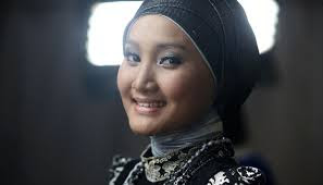 FATIN SHIDQIA LUBIS PEMENANG X FACTOR INDONESIA SEASON 1 TAHUN 2013