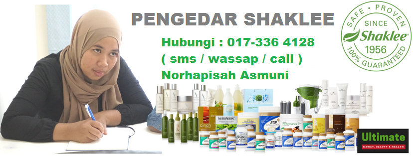 PENGEDAR SHAKLEE