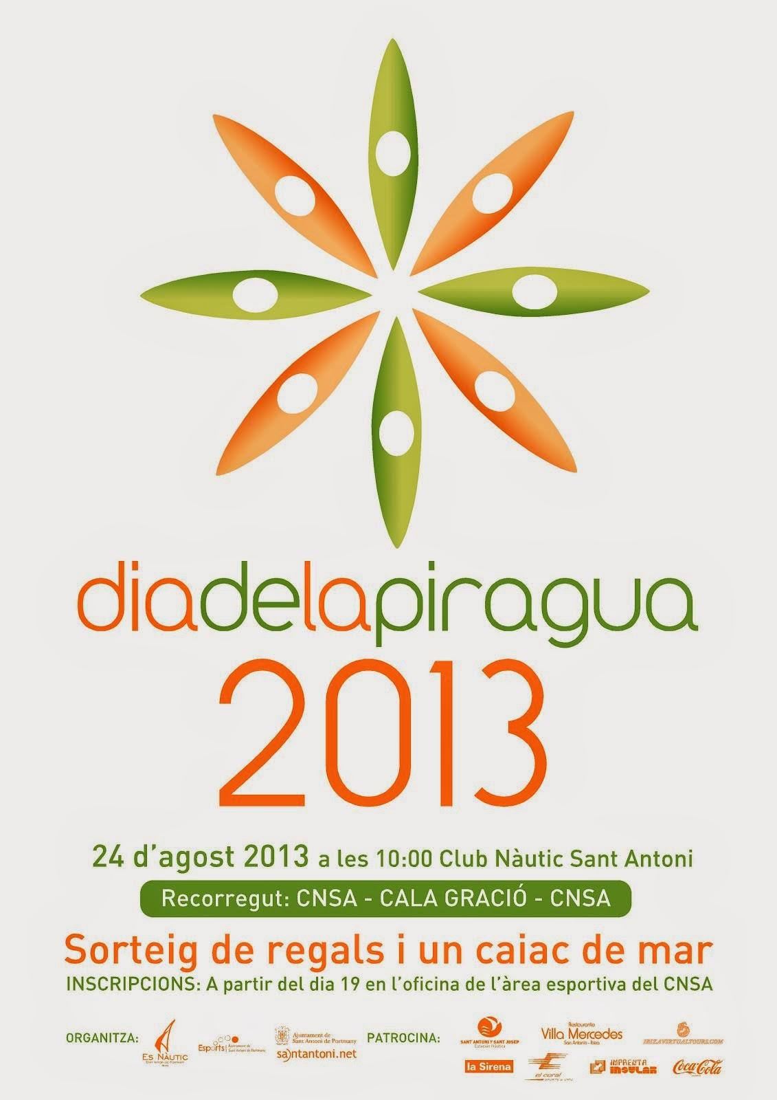XIII Día de la Piragua