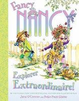 bookcover of FANCY NANCY: Explorer Extraordinaire!