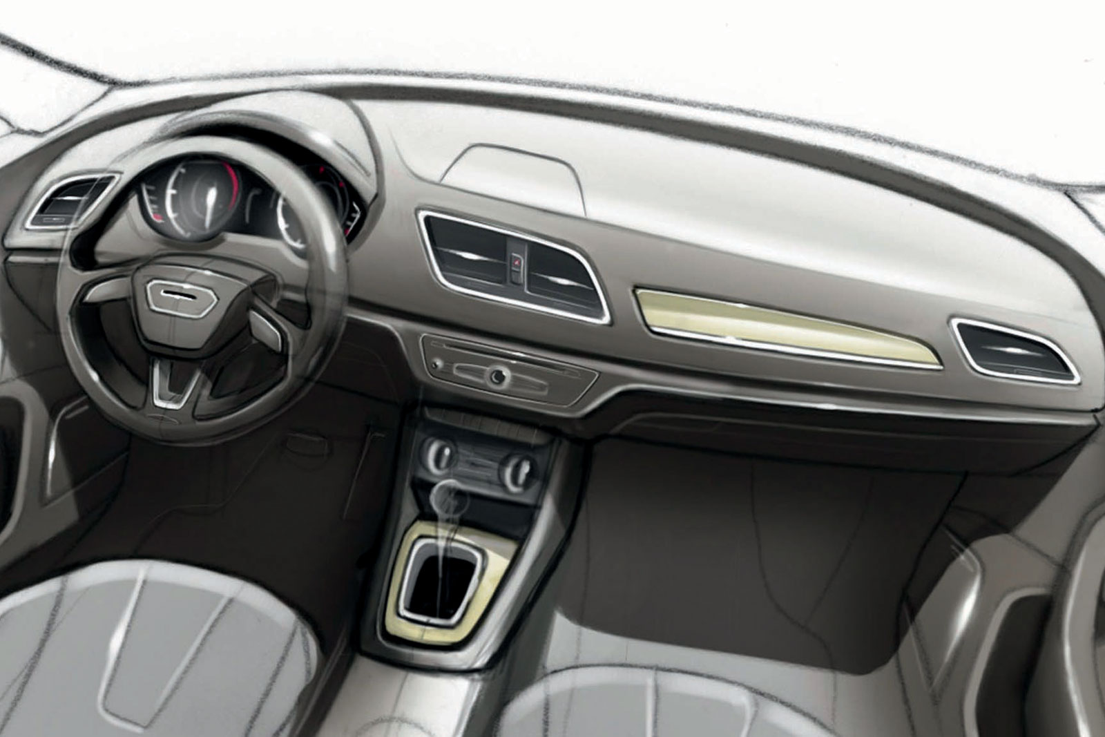 Car design scoop scoop et dernieres infos automobile for Interieur q3