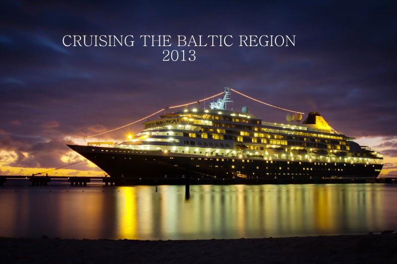 2013 - Cruising the Baltics