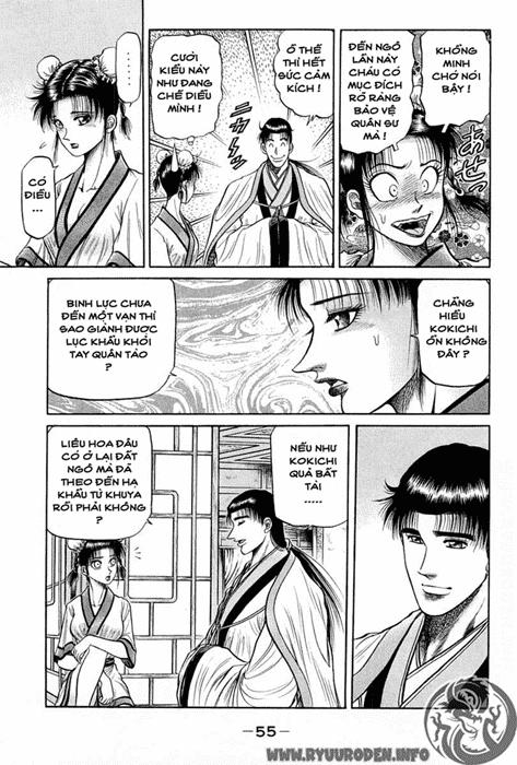 Chú bé rồng-Ryuuroden chap 37 Trang 3 - Mangak.info