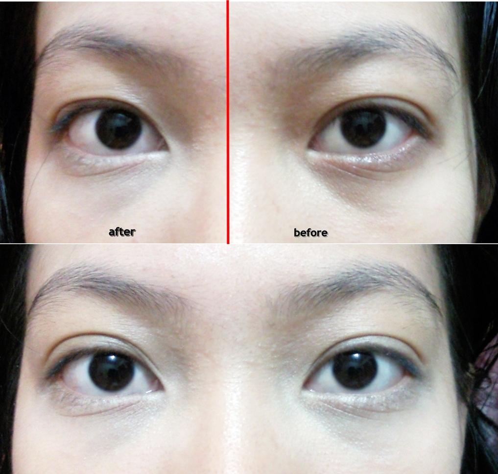 Review Missha The Style Under Eye Brightener