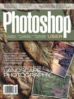 Photoshop User Magazine April 2013