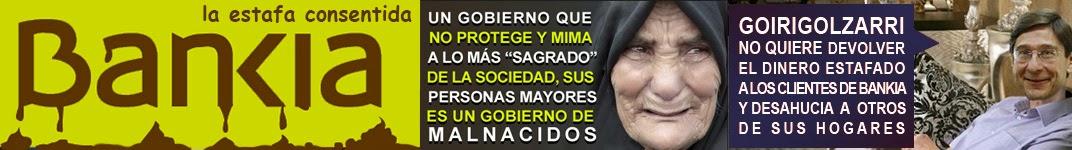 Gran Estafa de Bankia, Participaciones Preferentes 2009, no más corrupción