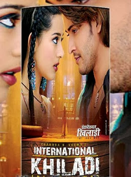 International Khiladi (2013) Hindi DVDRip