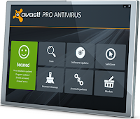 Free Download Avast Pro Antivirus 2013 v8.0 without crack license key full version