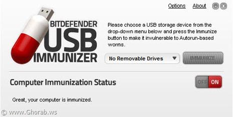افضل 7 برامج لحماية الكمبيوتر من  فلاشات  usb