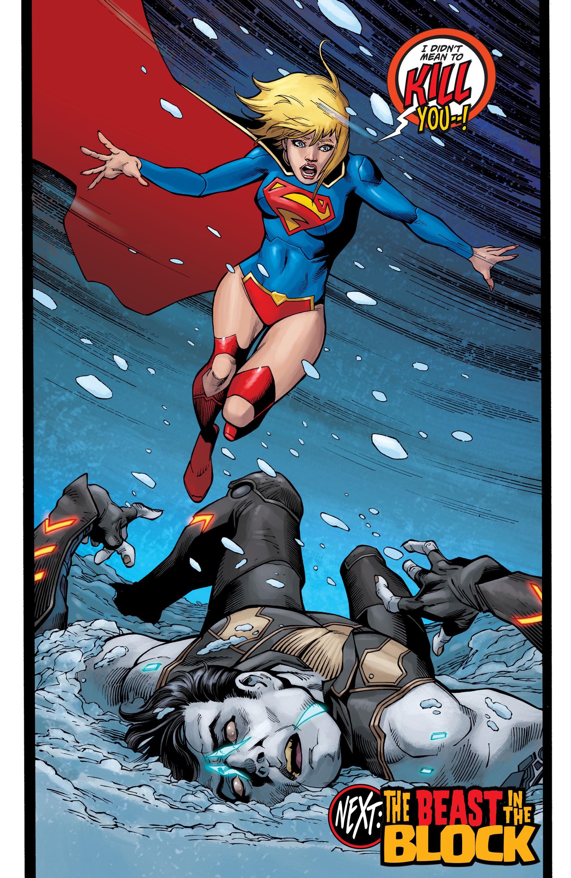 Supergirl (2011) Issue #26 #28 - English 19
