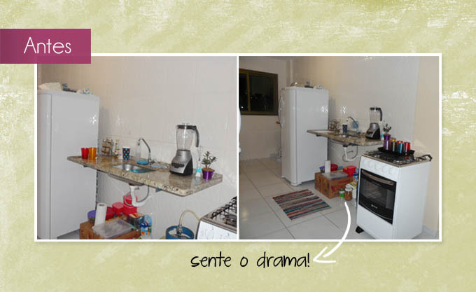 decorar banheiro antigo alugado:Apartamento 304: Pia sem armário comofas?