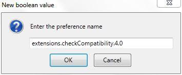habilitar extensiones incompatibles en firefox 4
