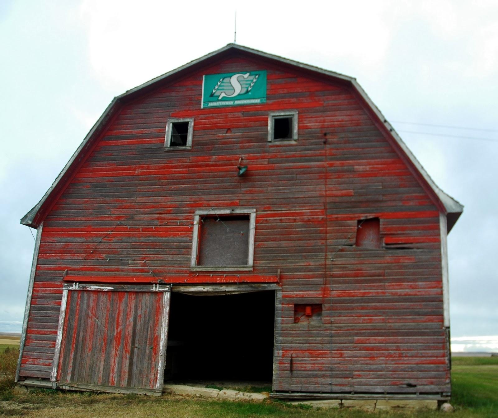 The Barn Hunter: The Barn Hunter Brags, Or Why Barn
