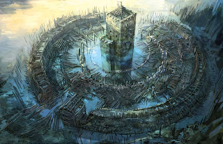 the witcher 3 wild hunt concept art 3 The Witcher 3: Wild Hunt   Concept Art
