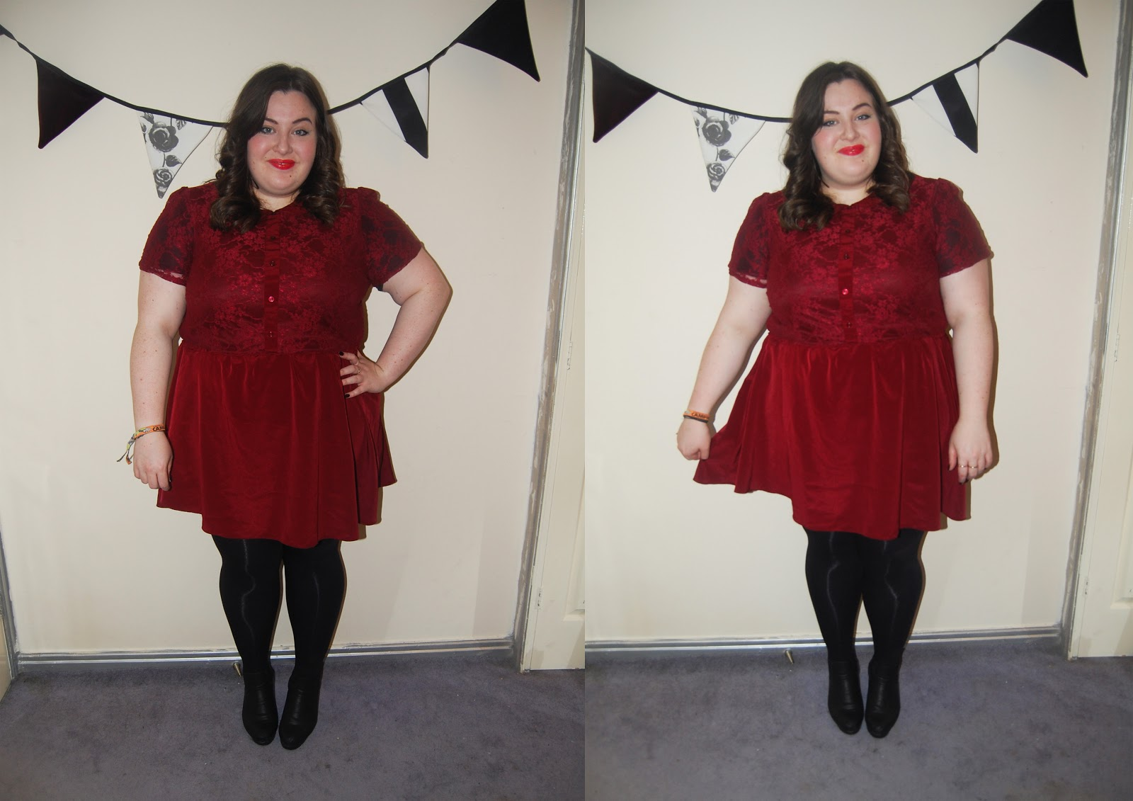 Office Christmas Party Dress Ideas Part - 45: Itu0027s Taken My A While To Get Round To Posting This Outfit, Iu0027ve Left Most  Of My Christmas Bits And Bobs Until The Last Minute So Blogging Has Been  Put A Bit ...
