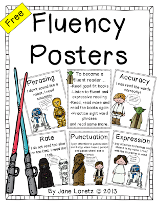 https://www.teacherspayteachers.com/Product/Fluency-Posters-Free-755117