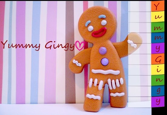 Yummy Gingy ♥