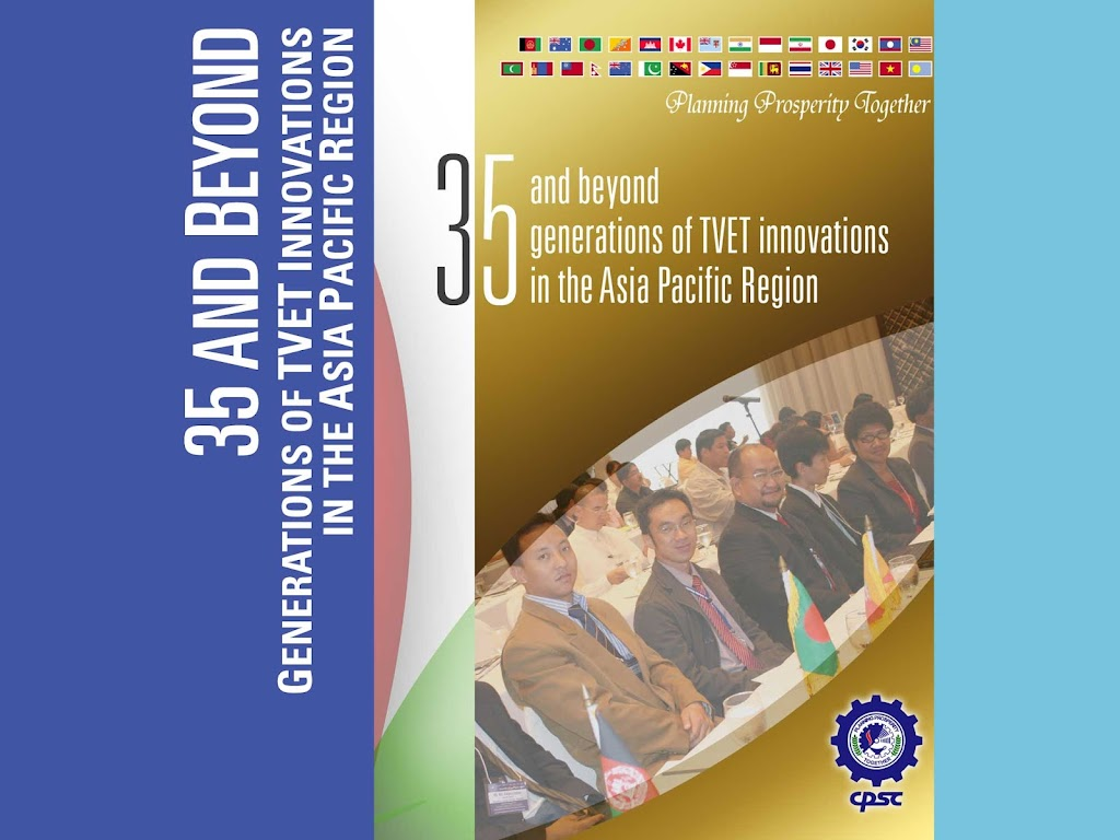 35 and Beyond: Generations of TVET Innovations in the Asia Pacific Region