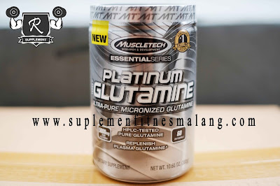 jual platinum glutamine malang