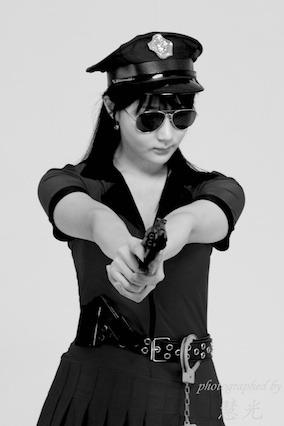Foto Bening Model Polisi Korea [HOT!]