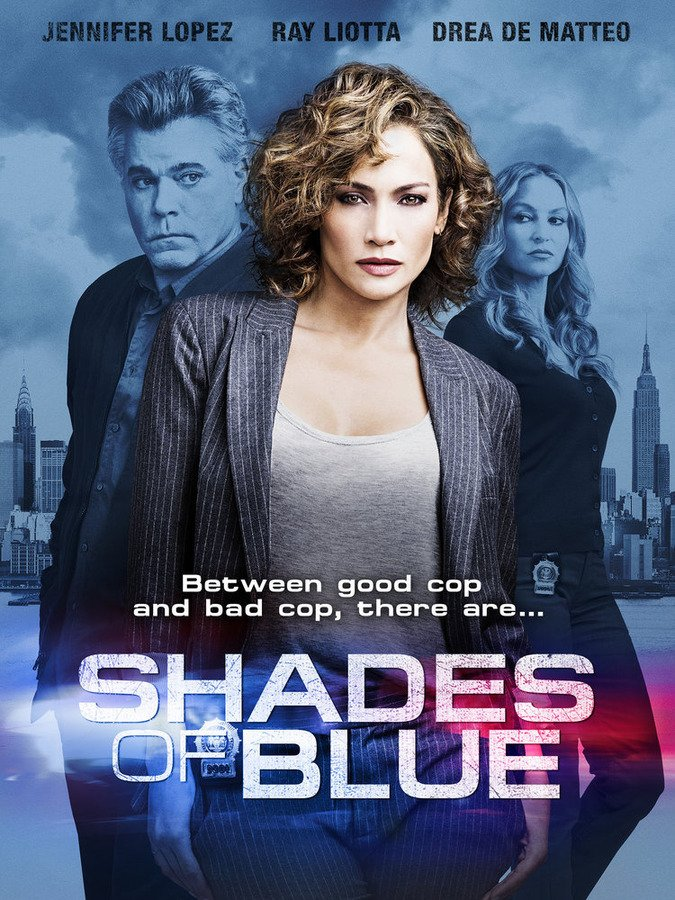 Serie Shades of Blue 2X03