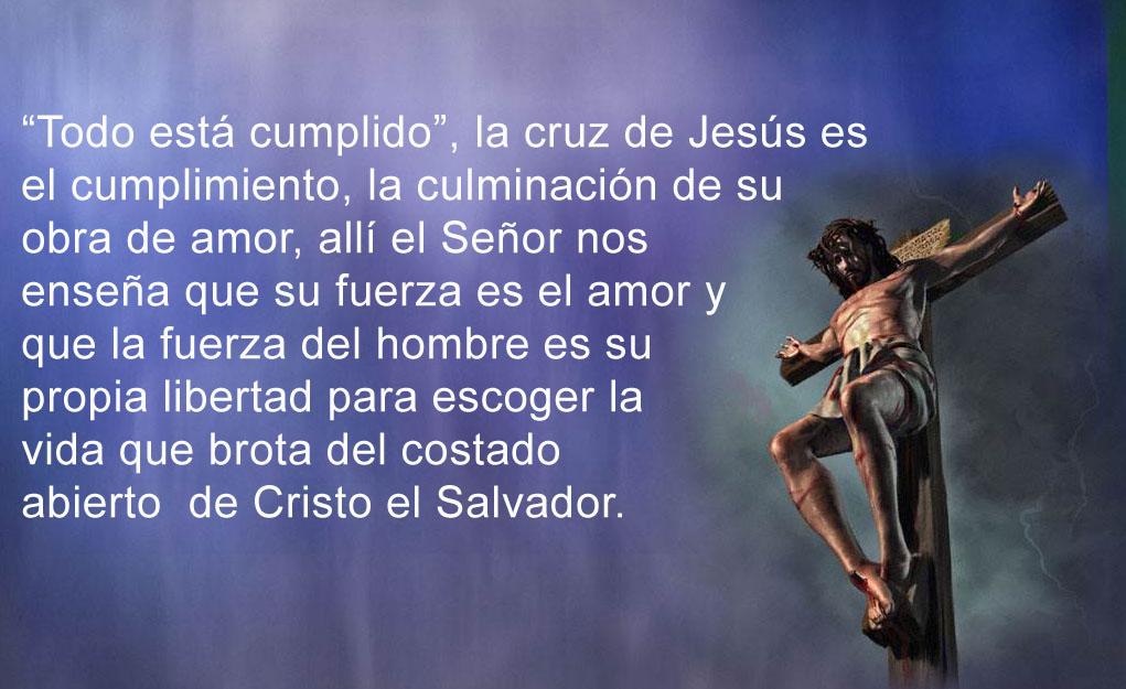 Resultado de imagen de reflexiones sobre la cruz