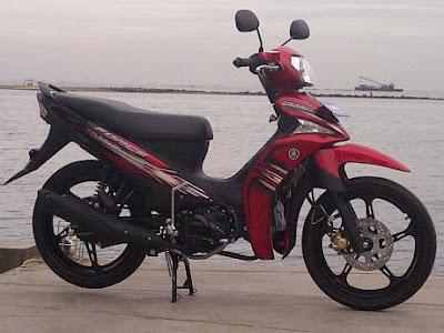 Yamaha Force Harga 13,3 juta  dan Spesifikasi
