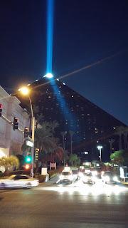 Las Vegas - Hotel forme pyramide