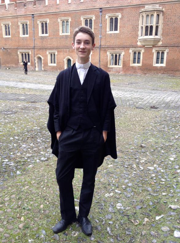 Fashiontent Eton College Style British Heritage That