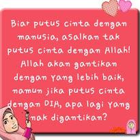 ..::carilah cinta Allah::..