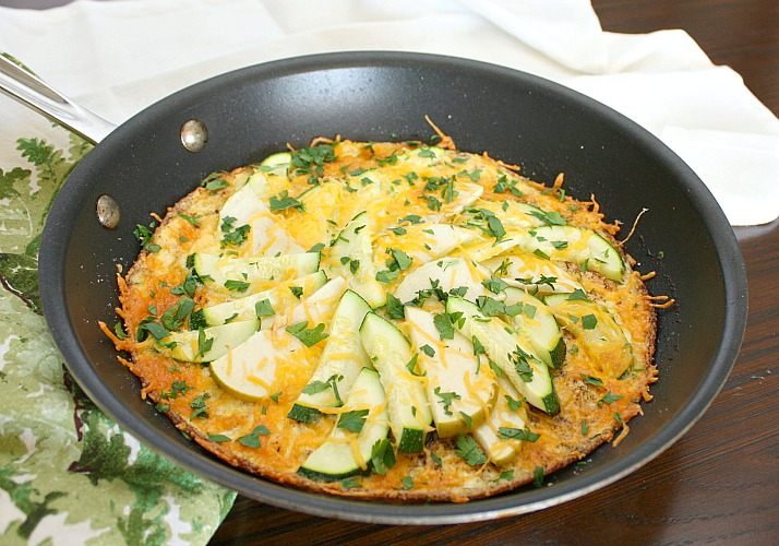 APPLE A DAY: Meatless Monday--Zucchini, Apple, and Cheddar ...
