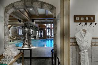 hotelkilimanjarospa Spa en Los Alpes, Hotel Le Kilimandjaro.