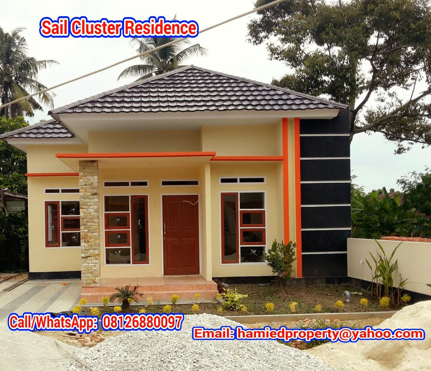rumah minimalis pekanbaru
