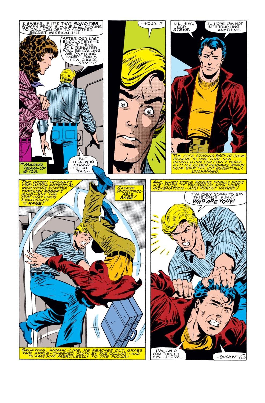 Captain America (1968) Issue #281 #197 - English 11