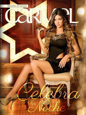 Revista de Moda Carmel Campaña 17 2014