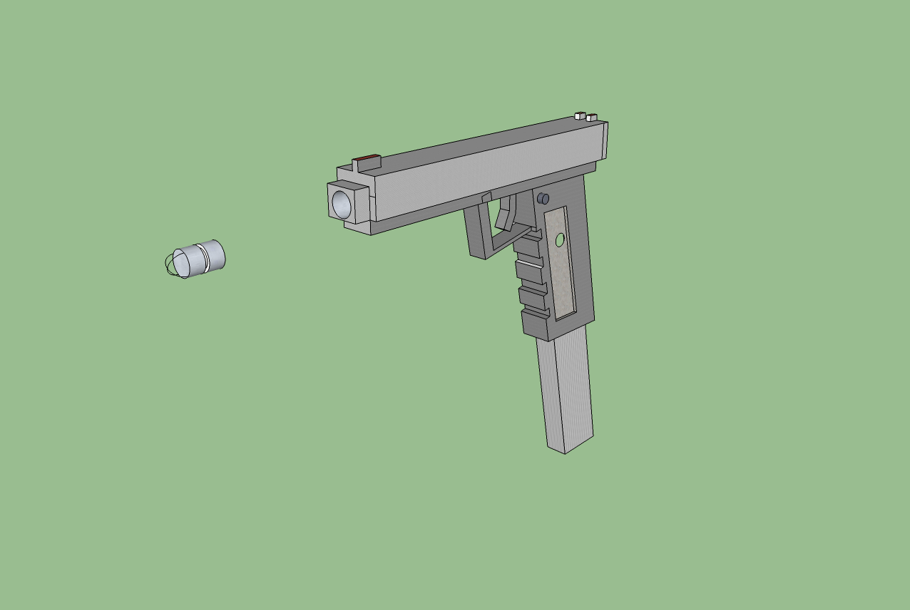 Blaster Mods And More My Experiments With 3d Design And