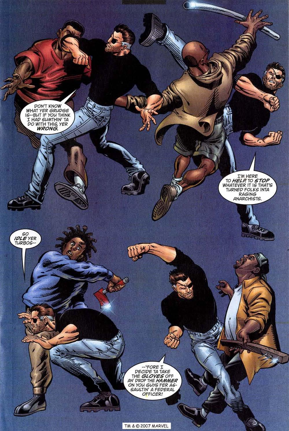 Captain America (1998) Issue #46 #53 - English 17