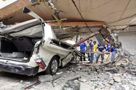 Gempa Filipina Tewaskan 93 Orang