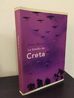 Batalla de Creta, Antony Beevor, Segunda Guerra Mundial