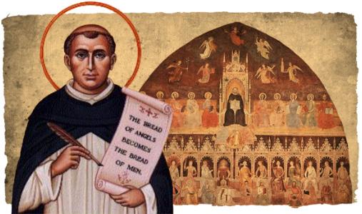 Suma Teológica de Santo Tomás de Aquino (1225-1274)