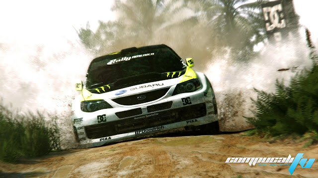 Dirt 2 PC Full Español 2009 RELOADED