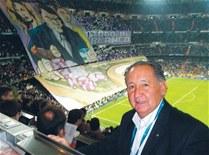 Fútbol solo Fútbol- Bauger en el derbi Madrileño