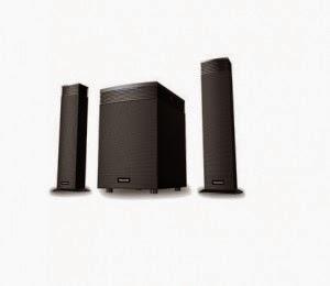 Infibeam: Buy Panasonic Speaker SC-HT20 at Rs.4837