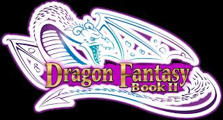 dragon fantasy book ii logo E3 2013   Dragon Fantasy Book II (PS3/PSV)   Logo & Combat Trailer