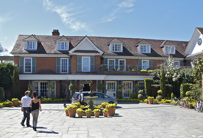 Chewton Glen Hotel Spa Review Afteroon Tea New Forest Rating
