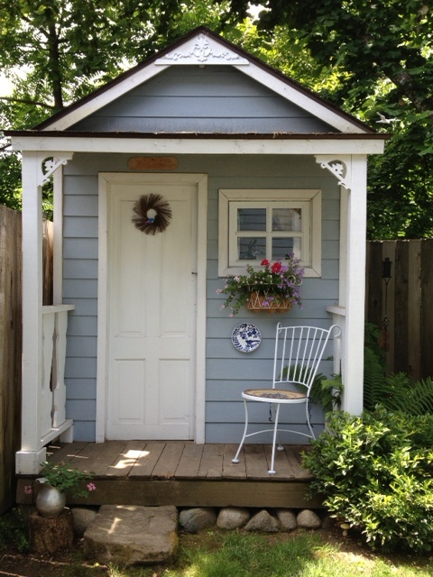 lady anne 39 s cottage more charming garden sheds