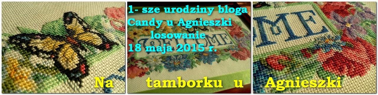Urodzinowe Candy u Agnieszki