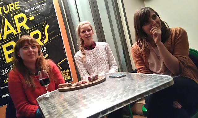 blog, blogueuse, le baroudeur, Nantes, Les Blogs du 44, collectif, bullelodie